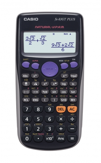 Casio launch NEW Scientific Models. The GT PLUS!