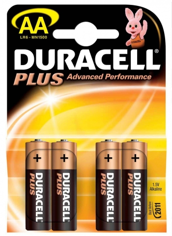 Duracell AA Batteries (Pk 12)