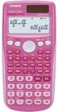 Casio FX85GT Scientific Calculator PINK