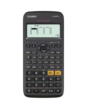 NEW CASIO FX83GTX Scientific Calculator Black